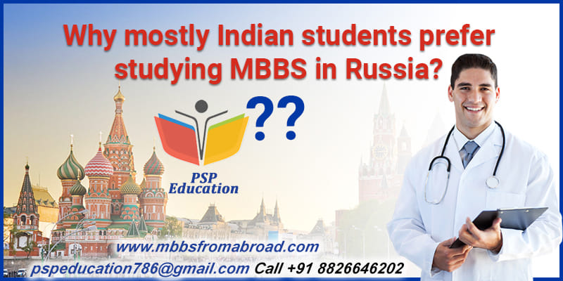 STUDY IN MBBS IN RUSSIA
