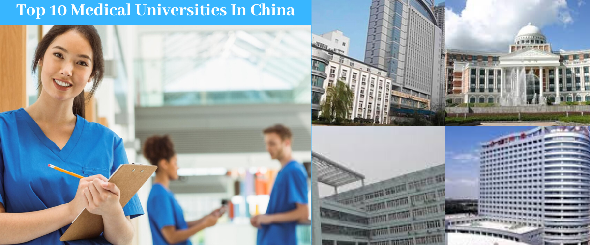 Top 10 Medical Universities in china