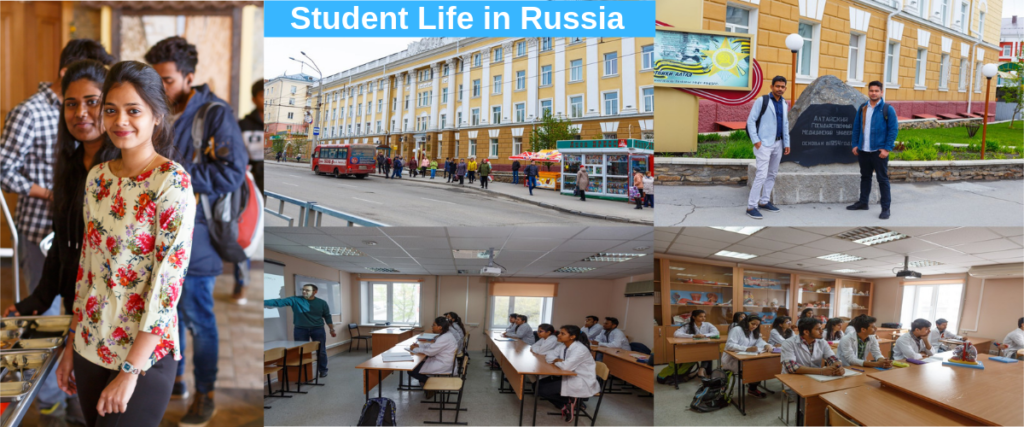 Student Life in Russia